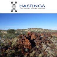 Hastings Technology Metals Ltd (ASX:HAS) Initial Ore Sorting Results Encouraging