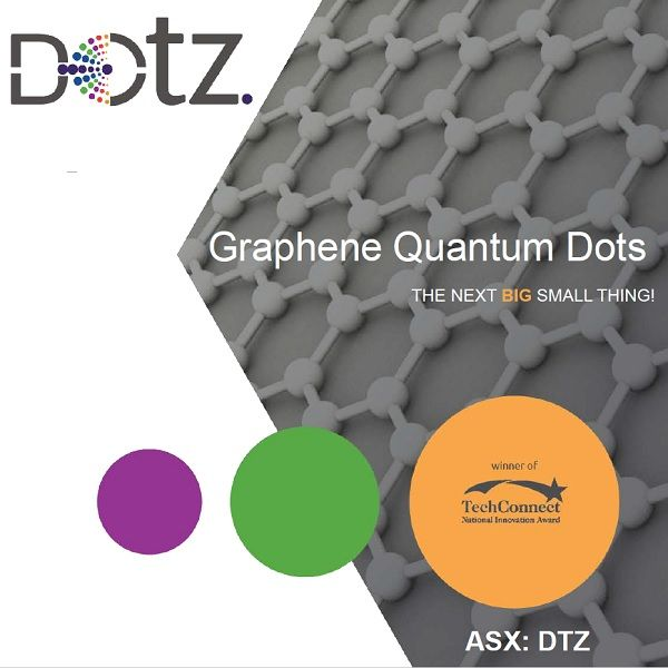 Dotz Nano showed use of Graphene Quantum Dots in Flash Memory in Collaboration with Kyung Hee University - Companies Electronics Featured Graphene Latest Innovations