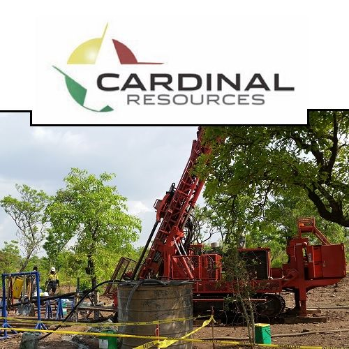 Namdini Infill Drilling Intersects 147m at 3.1g/t