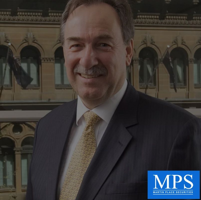 Barry Dawes, Martin Place Securities
