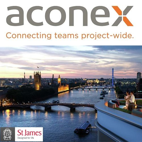 St James Uses Aconex for South London's Albert Embankment Projects