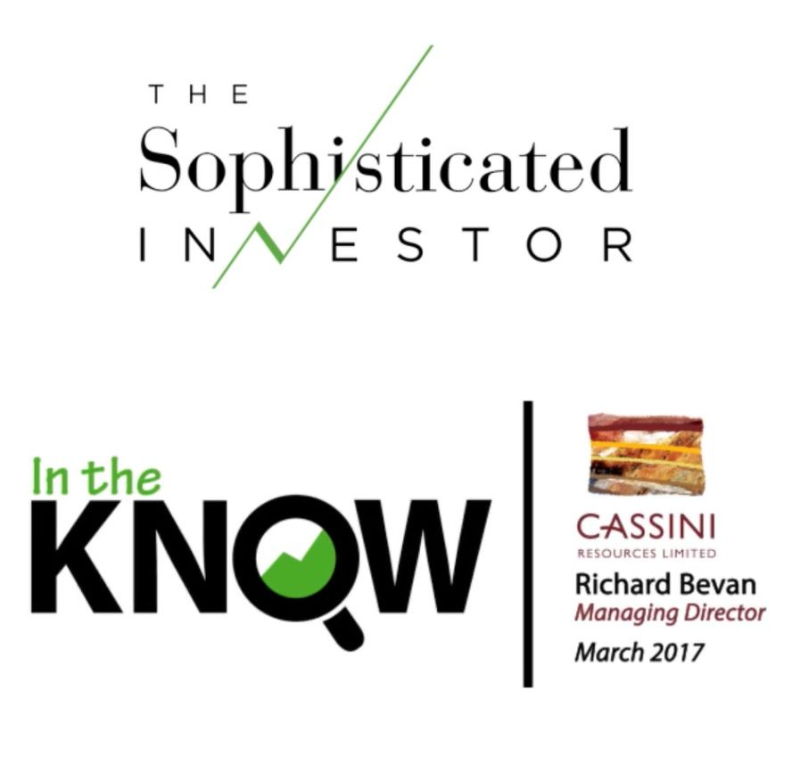 Cassini Resources Ltd (ASX:CZI) Corporate Update and Interview with Managing Director Richard Bevan