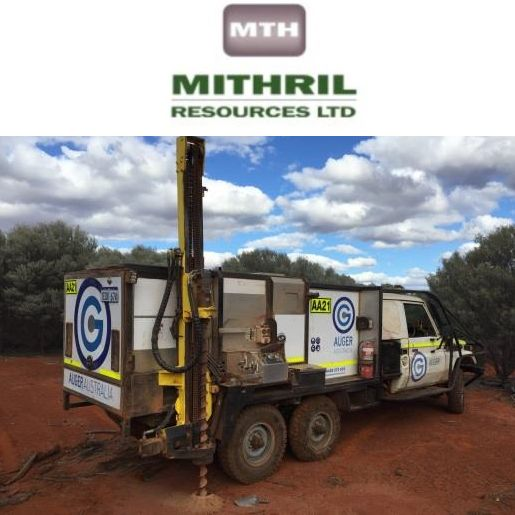 Drilling underway at the Mexi Nickel Prospect