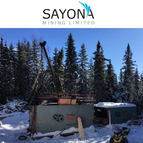 Authier Phase 3 Drilling Commences