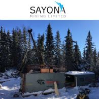 Sayona Mining Ltd (ASX:SYA) Completion of the Authier Metallurgical Pilot Program