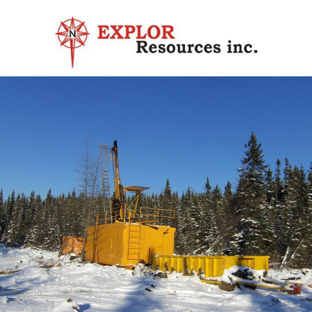 Diamond Drilling Program on Timmins Porcupine West Property