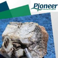 Pioneer Resources (ASX:PIO) Drilling Advancing with First Three Holes Intersecting Pegmatite Down Dip of Spodumene Outcrop