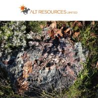 Alt Resources Ltd (ASX:ARS) New Drilling Confirms Intrusion-Related System at Windy Hill