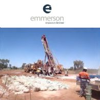 Emmerson Resources Limited (ASX:ERM) Quarterly Activities Report