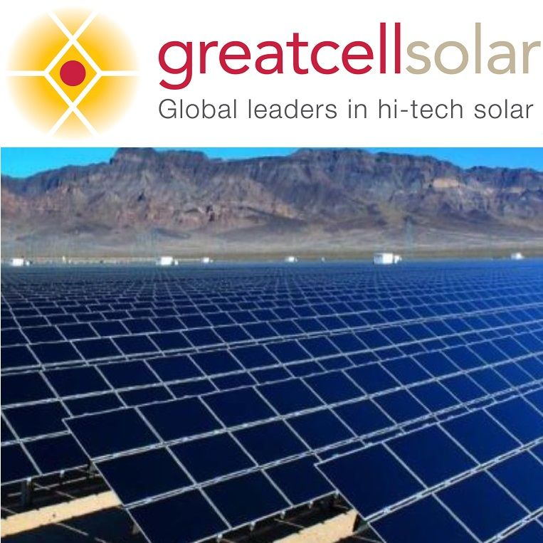 Greatcell Solar Raises $5.3 Million