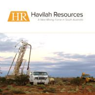 Havilah Resources Ltd (ASX:HAV) Portia Gold Mine Update - May 2017