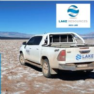 Lake Resources NL (ASX:LKE) Drilling Confirms Large Scale Lithium Brine Basin Kachi Lithium Project, Argentina