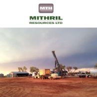 Mithril Resources Limited (ASX:MTH) June 2017 Quarterly Actvities and Cashflow Report