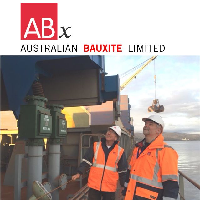 Next 30,000 Tonne Bauxite Sale Confirmed