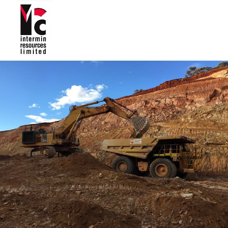Richmond Vanadium Project Update