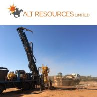 Alt Resources Ltd (ASX:ARS) Massive Sulphides at Shepherds Bush and Bottle Creek