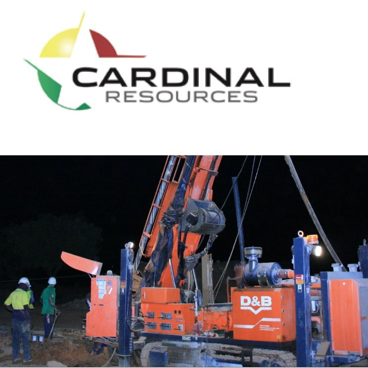 Namdini Drilling and Regional Exploration Update