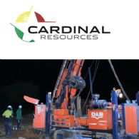 Cardinal Resources Ltd (ASX:CDV) (TSE:CDV) Namdini Drilling and Regional Exploration Update