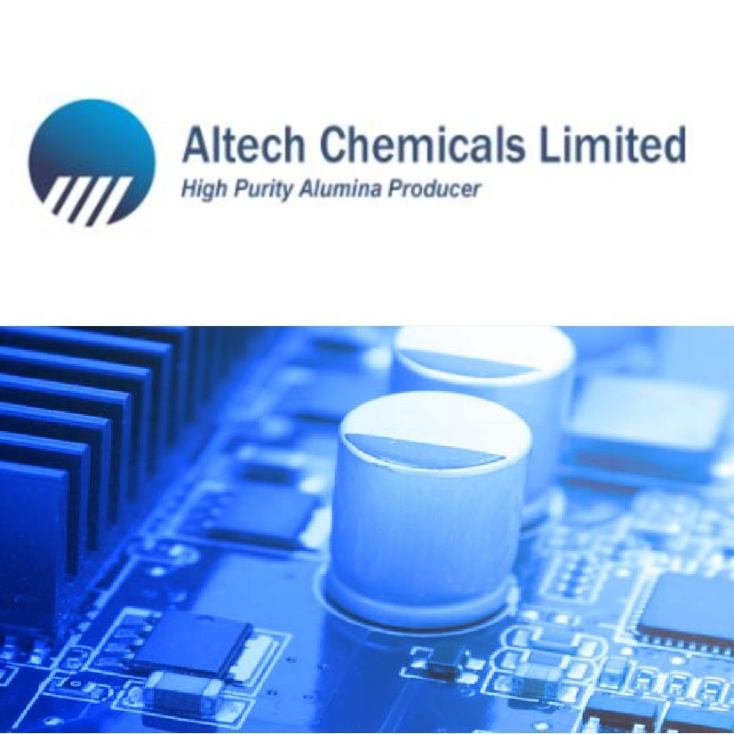 Altech - Debt Package Increased to US$190 million