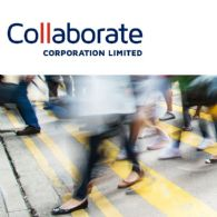 Collaborate Corporation Ltd (ASX:CL8) Entitlement Issue - Letter to Eligible Shareholders