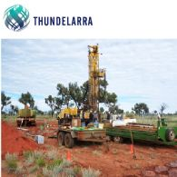 Thundelarra Ltd (ASX:THX) Lydia Continues to Grow: Garden Gully Drilling Results