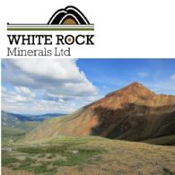 White Rock Minerals Ltd (ASX:WRM) Airborne EM Survey Successfully Completed at Red Mountain