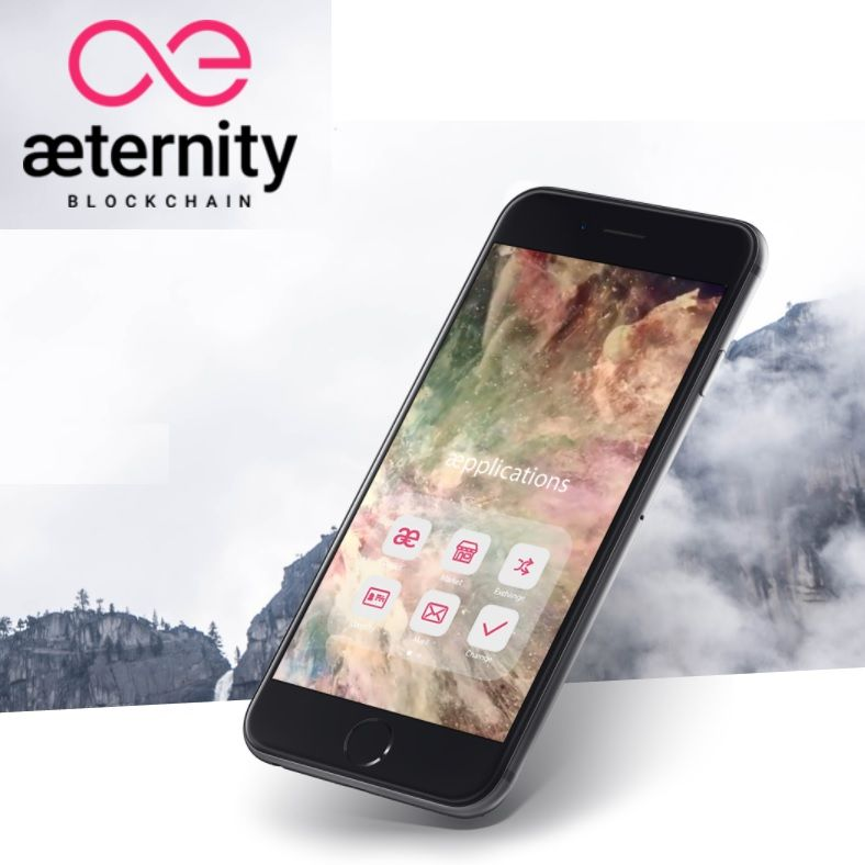 Lists Aeternity (CRYPTO:AE)