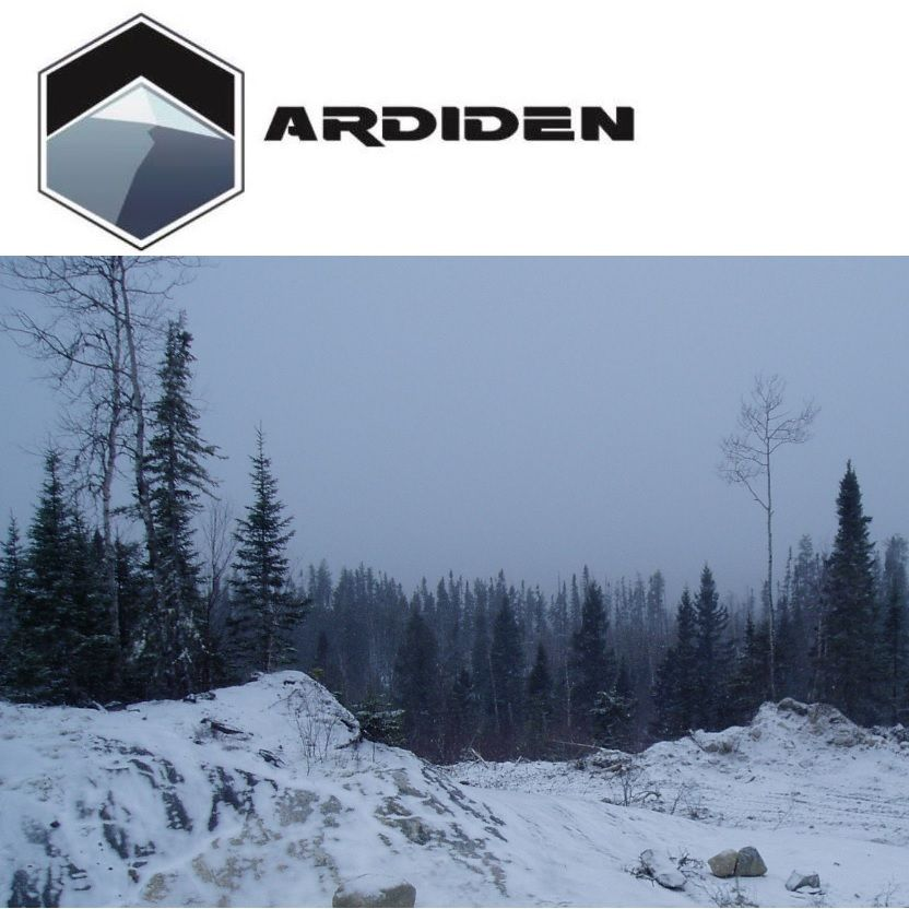 Ardiden Identifies 100 New Highly Prospective Drill-Targets