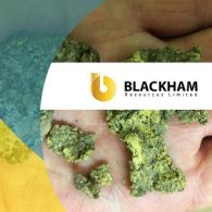 Blackham Resources Ltd (ASX:BLK) Appointment of Mr Tony James as Director