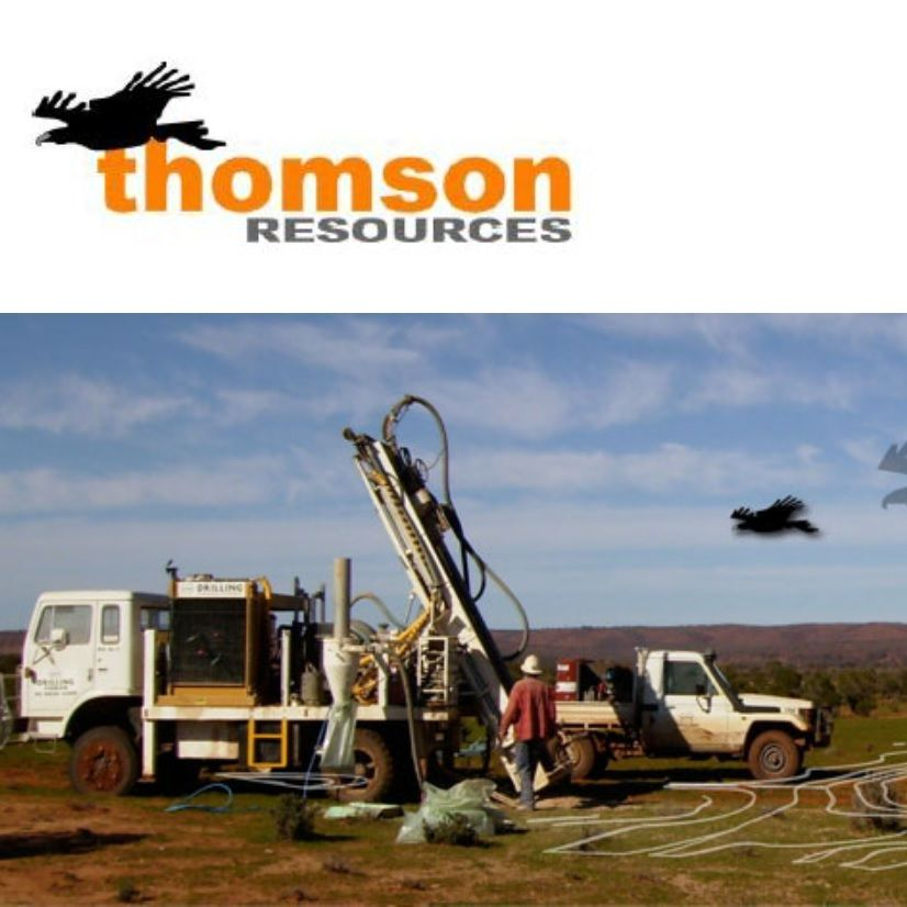 Thomson applies for zinc project