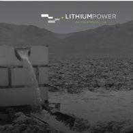 Lithium Power International Ltd (ASX:LPI) Quarterly Activities Report