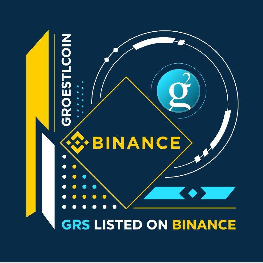 Binance Lists Groestlcoin (CRYPTO:GRS)