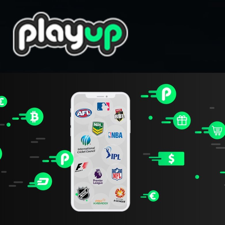 Launches PlayUp Bet - World's First Crypto-Enabled Betting Platform