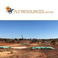 Alt Resources Ltd (ASX:ARS) Bottle Creek Exploration Update