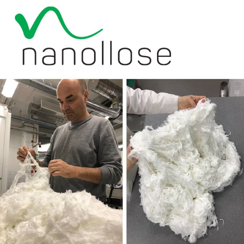 Successful Pilot-Scale Production of Fibre Leads to Groundbreaking Eco-Friendly Fabric