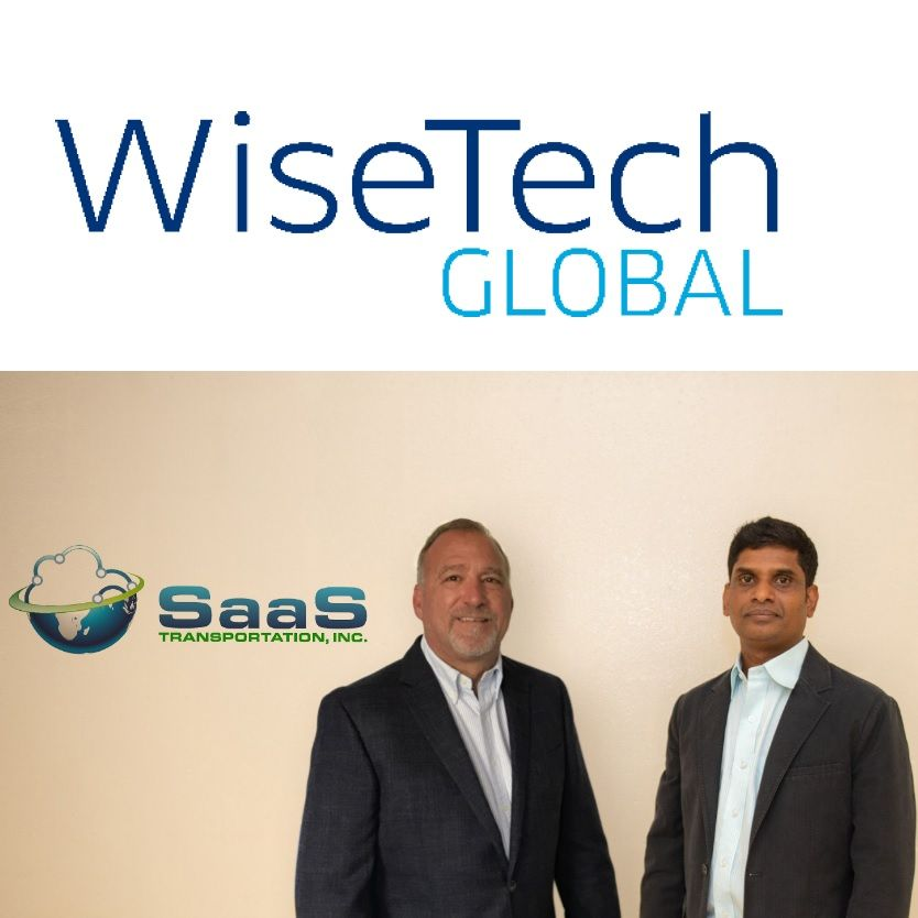 SaaS Transportation's Ken Pehanick (Managing Director) and Ilango Namasivayam (Chief Operating Officer)