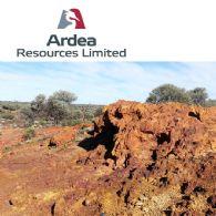 Ardea Resources Ltd (ASX:ARL) May 2019 Investor Presentation