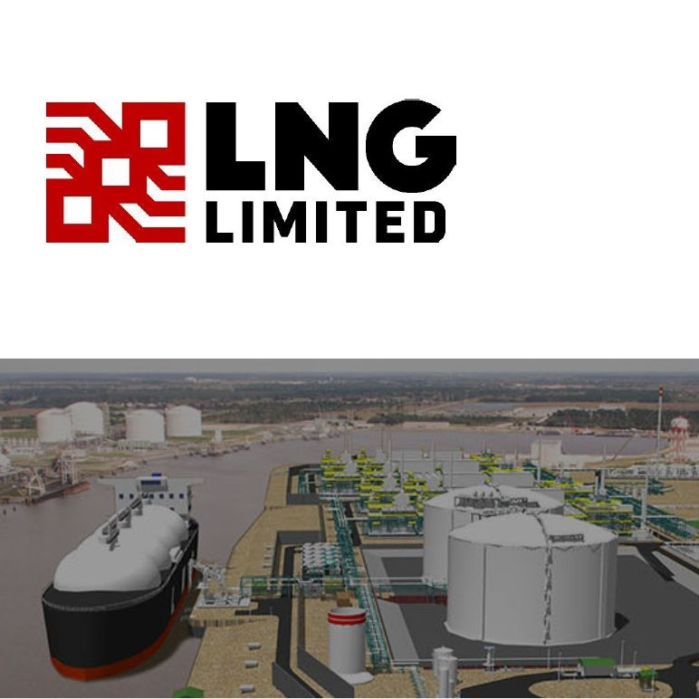Update on Exit of Fisherman's Landing LNG Project