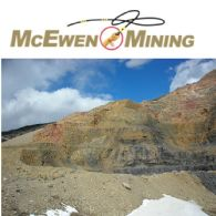 McEwen Mining Inc. (NYSE:MUX) Reports Q2 2018 Production Results