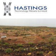 Hastings Technology Metals Ltd (ASX:HAS) Updated Investor Presentation