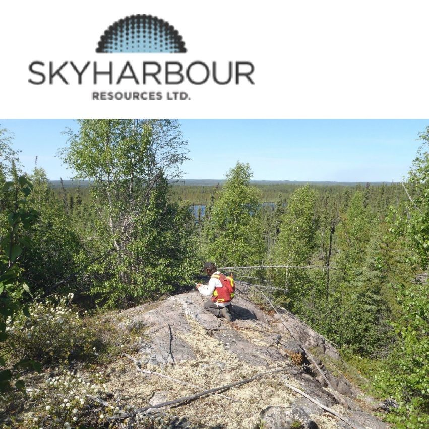 Ellis Martin Report with Skyharbour Resources' (CVE:SYH) Jordan Trimble