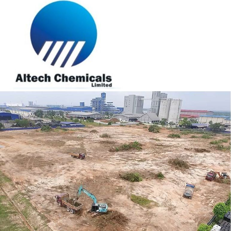 Completes HPA Site Clearance Work at Johor, Malaysia