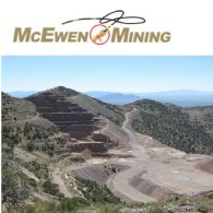 McEwen Mining Inc. (NYSE:MUX) Closes $50 Million Term Loan Facility