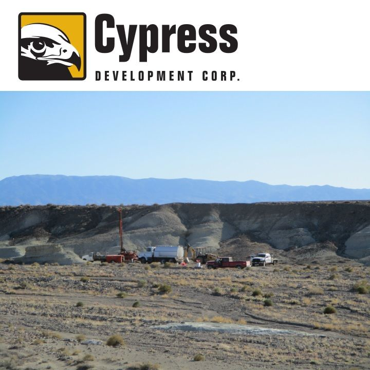 Announces Positive Preliminary Economic Assessment for Clayton Valley Lithium Project, Nevada