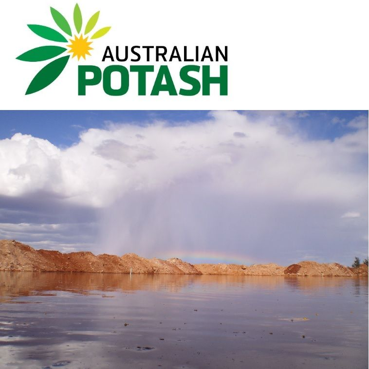 Grant of Mining Leases at the Lake Wells Sulphate of Potash Project
