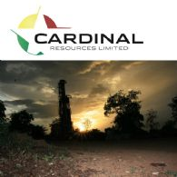 Cardinal Resources Ltd (ASX:CDV) Starter Pit Infill Drilling Results