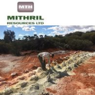 Mithril Resources Limited (ASX:MTH) Quarterly Activities Report