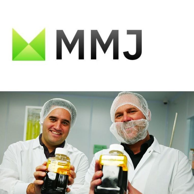 MediPharm Labs production milestone