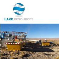 Lake Resources NL (ASX:LKE) Cauchari Drilling and Corporate Update