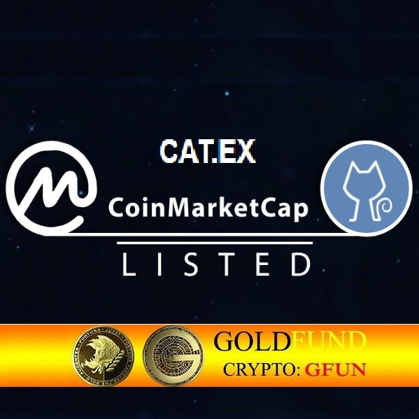 Goldfund.io (CRYPTO:GFUN) Lists on CATEX Mining Exchange
